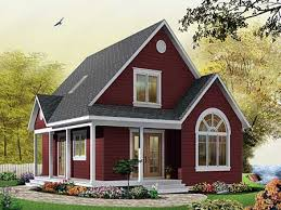 Small Cottage House Plans   Porches Simple Small House Floor