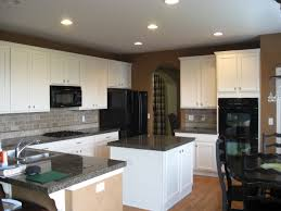 paint colors for kitchen with oak cabinets e2 80 94 home color ideas image of wall office black color furniture office counter design
