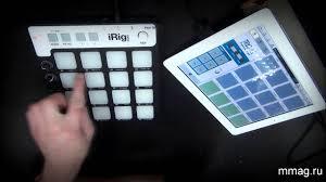 mmag.ru: <b>ik multimedia irig</b> pads - <b>миди контроллер</b> для ios ...