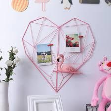 <b>Heart Shaped Metal</b> Wall Hangings Photo Grid <b>Frame</b>, Rs 149 ...