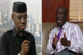 Image result for Timi Frank threatens to sue APC's new spokesperson