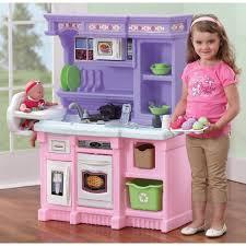 kids wooden kitchen playsets