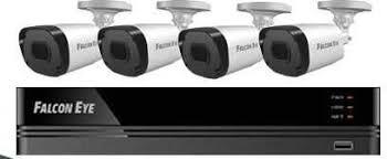 Купить <b>Комплект видеонаблюдения FALCON</b> EYE FE-1108MHD ...