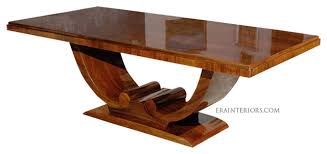 art deco dining table rpg art deco dining furniture