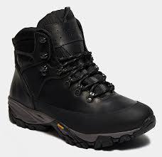 <b>Высокие ботинки</b> мужские HIKER (цвет черный, натуральная ...