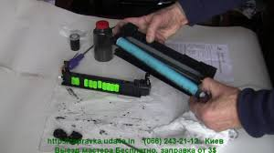 Заправка <b>картриджа HP LJ</b>-1102 (285A), CB435A, CB436A, Canon ...