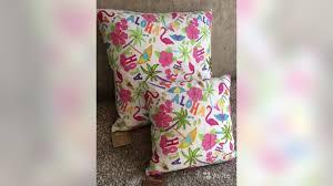 <b>Подушка декоративная</b> Blumarine Home (новая) <b>60х60</b> купить в ...