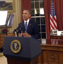 president barack obama addresses the nation from the oval office at the white house in washington barak obama oval office golds
