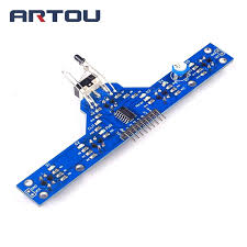 1PCS BFD 1000 5 Channel Tracking Module <b>5 Road Tracing</b> ...