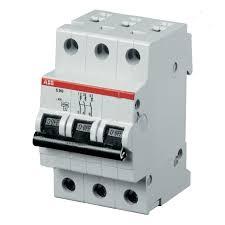 3-полюсные <b>автоматические выключатели ABB</b> – каталог, купить ...
