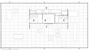 Farnsworth House Plan Dimensions  farnsworth house floor plan    Model the exterior of Mies van der Rohe    s Farnsworth House This will