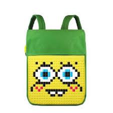 Пиксельный <b>рюкзак Upixel Canvas</b> Top Lid pixel Backpack, Китай ...