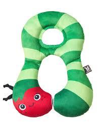 <b>Подушка для путешествий</b> Travel Friends, гусеница <b>BenBat</b> ...