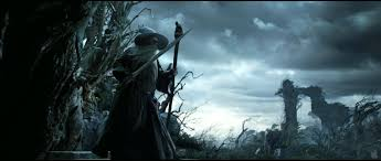 jackson assures the hobbit will look organic and otherworldly part of the