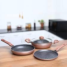 <b>Kitchen Cookware Sets</b> Online | Non-Stick Cookware Online at ...
