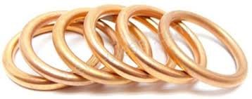 Кольца (прокладки) уплотнительные медно-асбестовые МН ...
