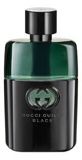 <b>Gucci Guilty Black</b> Pour Homme — мужские духи, парфюмерная и ...