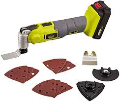 DEWINNER <b>20V Oscillating Multi-Tool</b> Lithium-Ion Cordless with ...