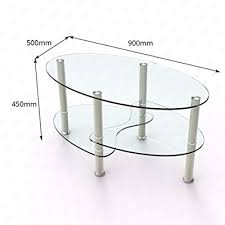European Small Living Room Coffee Table Round ... - Amazon.com