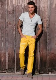 203 Best <b>Yellow</b> Style for Man images in <b>2019</b> | <b>Mens</b> fashion:__cat ...