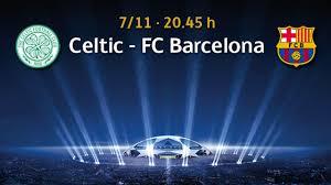 Celtic 2-1 FC Barcelona, Le Barça est tombé