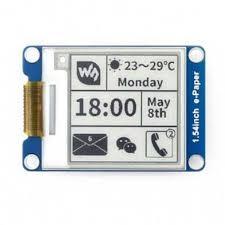 1.54inch E-Ink Display Module - ePaper (200x200 ... - Raspberry Pi