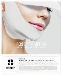 Купить Avajar Умная <b>лифтинговая маска</b> Perfect V Lifting Premium ...