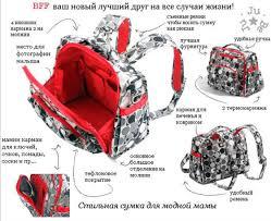Рюкзак для <b>мамы</b> Ju-Ju-Be B.F.F., <b>Moon</b> Beam – цены, купить ...