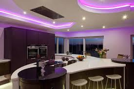purple dining room ideas modern table