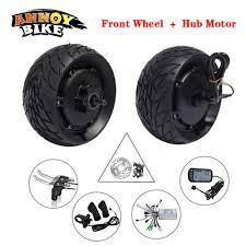 Double Drive 8'' <b>Fat Tire</b> 200*90 mm <b>48V 1000W</b> 60km/h BLDC ...