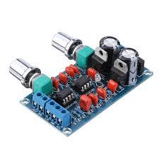 NE5532 Low Pass Filter Board Subwoofer Volume Control Board ...