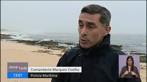 Veleiro naufragou em Vila do Conde