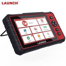<b>Launch x431</b> CRP909 <b>Full System</b> Wifi OBD2 Scanner DPF TPMS ...