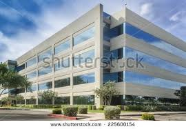 stylized altered generic corporate modern office building beautiful office buildings