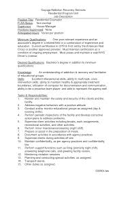 addiction counselor resume s counselor lewesmr sample resume residential counselor resume sle