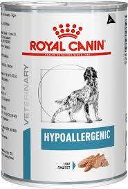 <b>Royal Canin Hypoallergenic</b> 400 гр., <b>Консервы</b> для собак <b>Роял</b> ...