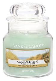 <b>Ароматическая свеча Coastal</b> Living Yankee Candle купить в ...