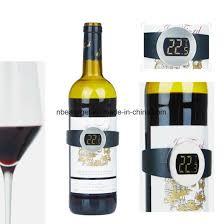 Китай Бокал шампанского <b>вина</b> и бутылка стопорное <b>термометр</b> ...