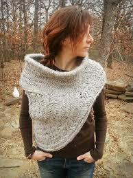post revolution hunting cowl vest knitting pattern only 128270zoom