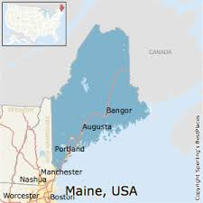 best places to live in maine state maine