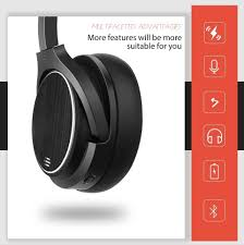 LCJCHDF M1 Active Noise Cancelling Headphones Wireless ...