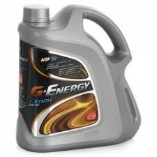 Отзывы о <b>Моторное масло G</b>-<b>Energy F Synth</b> 5W-40
