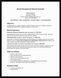 resume for receptionists receptionist job description for resume resume badak sample templates receptionist skills resume receptionist resumes skills dental