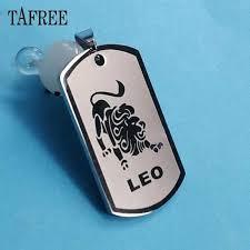 JOINBEAUTY Men Leo Virgo Cancer Taurus Gemini Scorpio Libra ...