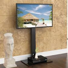 FITUEYES <b>Floor TV Stand</b> with <b>Swivel Mount</b> for up to 55 inch ...