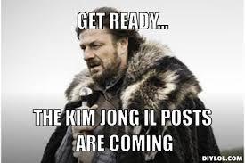 Winter Is Coming Meme Generator - DIY LOL via Relatably.com