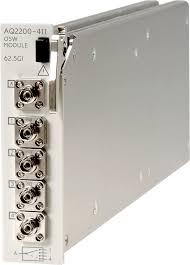 AQ2200-411 <b>Optical Switch Module</b> (1 x 4/1 x 8)   Yokogawa Test ...