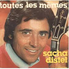 Toutes les mêmes (Love is all) / Au fond d'un tiroir by SACHA ... via Relatably.com