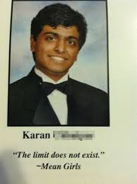 Hilarious Yearbook Quotes on Pinterest | Yearbook Quotes, Funny ... via Relatably.com