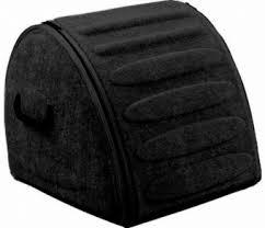 Сумка <b>органайзер Sotra 3D Lux</b> Boot высокая чёрная - в наличии.